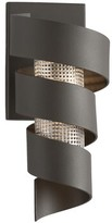 Bronx Dowler LED Outdoor Armed Sconce Ivy