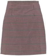 New Look CHESTER CHECK Mini skirt black