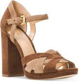 MICHAEL Michael Kors Annaliese Platform Sandals