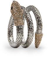 TOUCH - Snake wrap bracelet