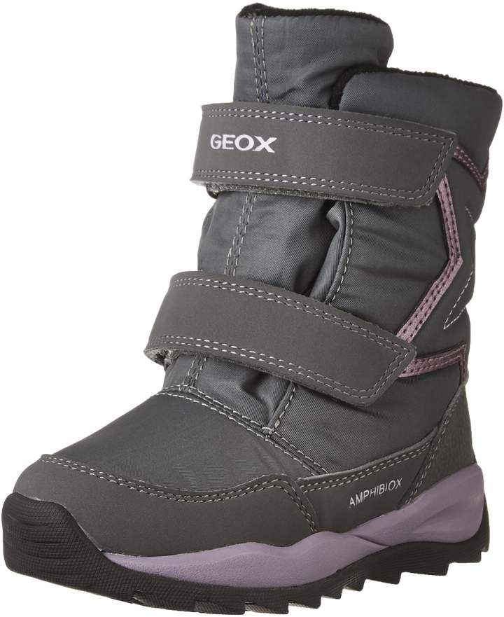 Geox Girl's J Orizont B G.ABX A Ankle Boots