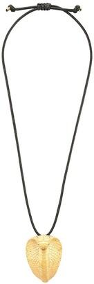 Natia X Lako Cobra necklace