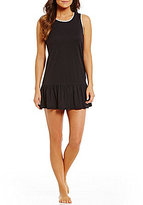 Kate Spade Ruffled Jersey Chemise