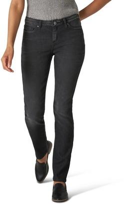 Lee Women's Legendary Straight-Leg Jeans