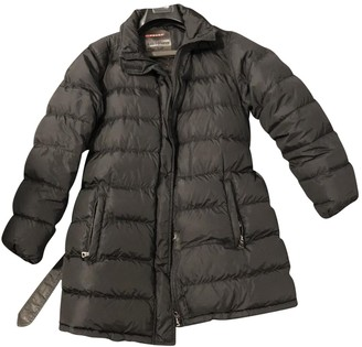 Prada Black Synthetic Coats