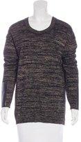 Generation Love Metallic Cashmere Sweater w/ Tags
