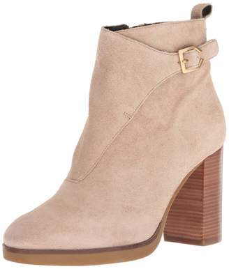 Cole Haan Women's Harrington Grand Riding Bootie (85MM) Ankle Boot Maple Sugar Suede 8 B US