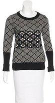 Sonia Rykiel Embellished Wool Sweater