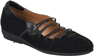 Comfortiva Leather Slip-On Shoes - Excel