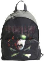 Givenchy Printed Black Nylon Backpack