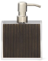 Hudson Park Wood Veneer Lotion Pump