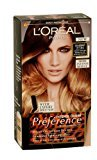 L'Oreal Preference Wild Ombres Dip Dye Hair Kit (Ombre No-104 Light to Dark Brown Intense Effect)