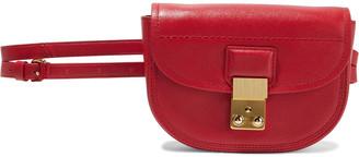 3.1 Phillip Lim Pashli Saddle Mini Leather Belt Bag