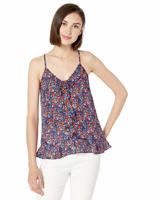 Parker Women's Montgomery Sleeveless Lacing Detail Top