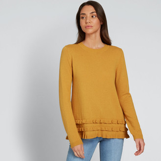 Seed Heritage Frilly Sweater
