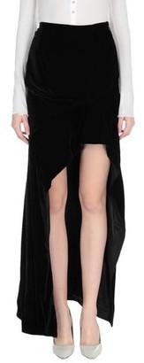 OLIVIER THEYSKENS Knee length skirt