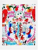 DENY Designs Deb Haugen Mexican Surf Trip Art Print, 16-Inch by 20-Inch