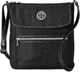 JCPenney RELIC Relic Erica Logo Flap Crossbody Bag