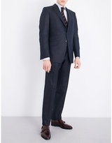 Tom Ford Micro Dot-print Slim-fit Wool And Silk-blend Suit