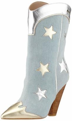 Liu Jo Women's Guenda 21-Bootie Cowboy Boots