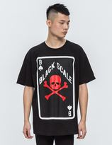 Black Scale Spades S/S T-Shirt
