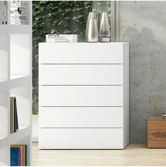 Temahome Float Chest Of 5 Drawers