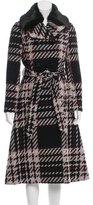 Kate Spade Tweed Wool Coat w/ Tags