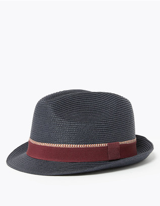 Marks and Spencer Textured Trilby