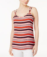 Kensie Sandbox Striped Top