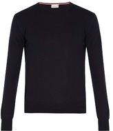 Moncler Crew-neck wool sweater