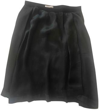 Etoile Isabel Marant Khaki Silk Skirt for Women