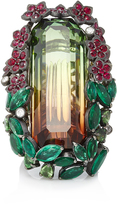 Lydia Courteille One-Of-A-Kind Stone Ring