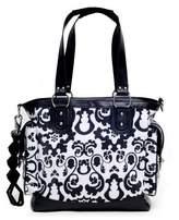 JJ Cole Norah Diaper Bag, Midnight Laurel by