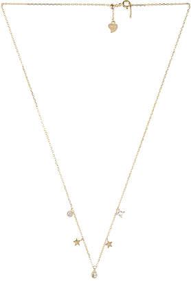 Natalie B Celestial Slider Necklace