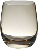 Leonardo Sora Water Glass - Brown