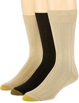 Gold Toe 3-pk. Hampton Casual Crew Socks