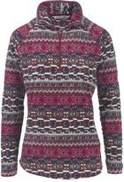 Woolrich Colwin Printed Fleece