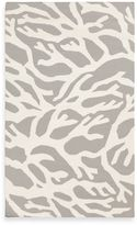 Bed Bath & Beyond Astatula 2-Foot x 3-Foot Rug in Light Gray with White