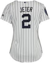 Majestic Women's Derek Jeter New York Yankees Player Cool Base Jersey