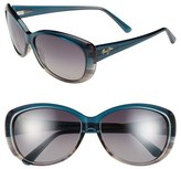Maui Jim 'Pikake' 61mm Polarized Sunglasses