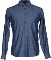 Bill Tornade BILLTORNADE Denim shirts