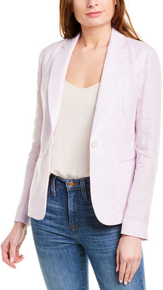 French Connection Dina Linen Jacket