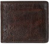 DSQUARED2 Hand-Washed Leather Wallet