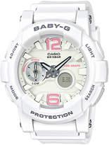 Casio Baby G Duo Beach Colour BGA180BE-7B White Watch