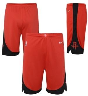 Nike Big Boys Houston Rockets con Swingman Shorts
