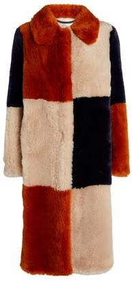 Stella McCartney Adalyn Faux Fur Coat