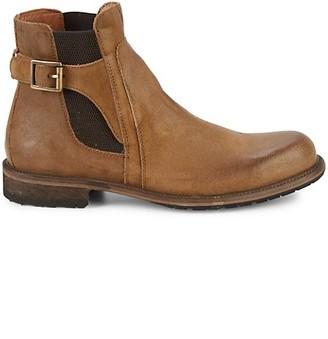 Johnston & Murphy Lofting Leather Gore Boots