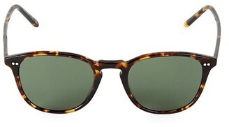 Oliver Peoples Forman 51MM Square Sunglasses