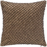 "Waterford Alisanne Beaded Pillow, 14""Sq."