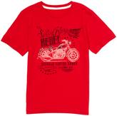 Buffalo David Bitton Hot Red Vallo Tee - Boys